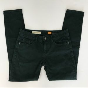Pilcro & the Letterpress Forest Green Skinny Jeans